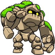 Tower Rising - Golem