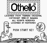 Othello TÍTULO GB