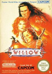 Willow (NES) - Portada.jpg