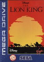 The Lion King portada MD Eur