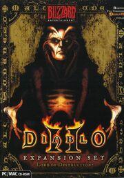 Diablo II - Lord of Destruction - Portada.jpg
