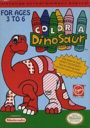 Color a Dinosaur - Portada.jpg