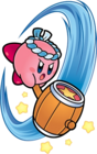Kirby Super Star Ultra Martillo
