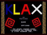 Klax Genesis captura1