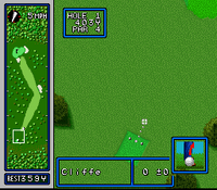 HAL's Hole in One Golf 4