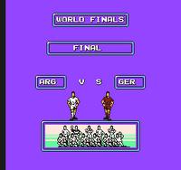 Konami Hyper Soccer captura9
