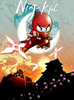 Ninja Kid movil portada