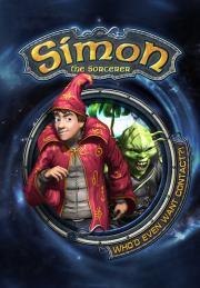 Simon the Sorcerer - Who'd Even Want Contact?! - Portada.jpg