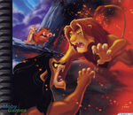 The Lion King-Simba's Mighty Adventurearte