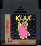 Klax NES cartucho