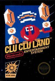 Clu Clu Land - Portada.jpg
