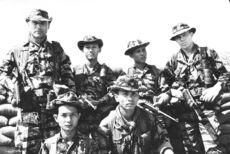 ARVN and US Special Forces