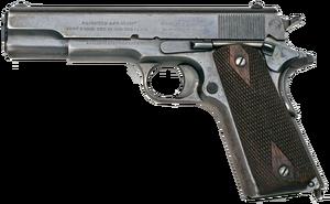 Colt Model of 1911 U.S. Army b