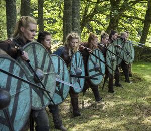Shield-maidens