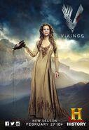 Vikings S02P08, Siggy