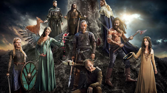 Vikings S02P12, cast