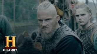 Vikings Recap On the Eve (Season 4, Episode 19) History
