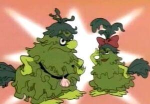 Bigweed & Lil Seaweed
