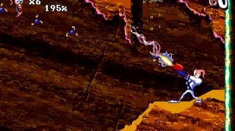 Earthworm Jim 2 - 02 - Lorenzen's Soil