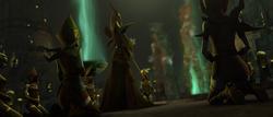 Nightsisters ritual