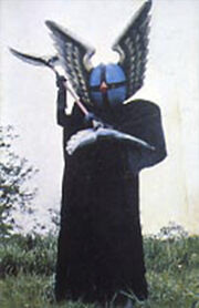 Wing Mask