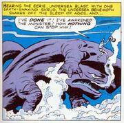Giganto (Atlantean beast) (Earth-616)