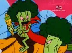 The Broccoloid Emperor