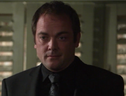Crowley a la Mark Sheppard