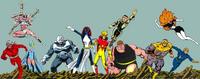 Mystique's Brotherhood of Mutants