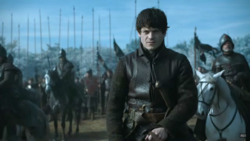 Ramsay bolton game of thrones trailer tv march madness promo 5