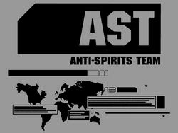 Anti Spirits Teams Logo