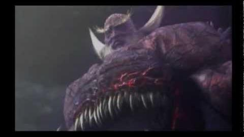 Video - Tekken 5 - Jinpachi Mishima ending - HQ | Villains ...