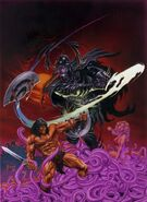 The Devourer of Souls by JoeJusko