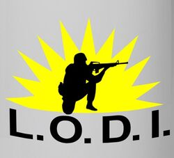 The L.O.D.I. Logo