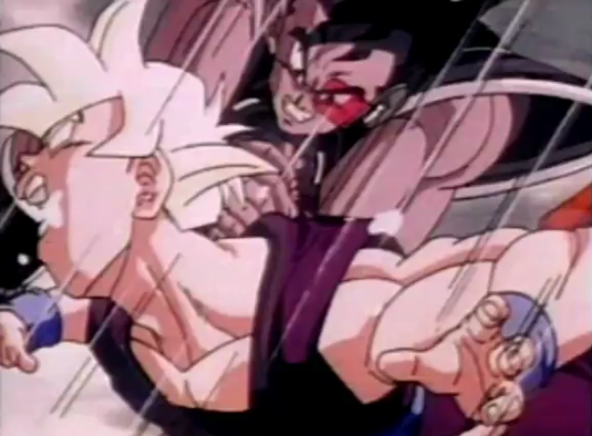 File:535px-Turles his gohan in the neck truning his eyes wittie and makeing him cough up spit.png