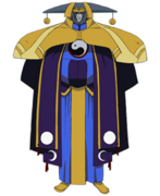 Outlaw Lord Hazanko