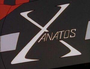 Xanatos Enterprises Logo