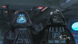 Palpatine and Vader Strike Out