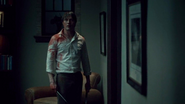 Hannibal was comfted by alana