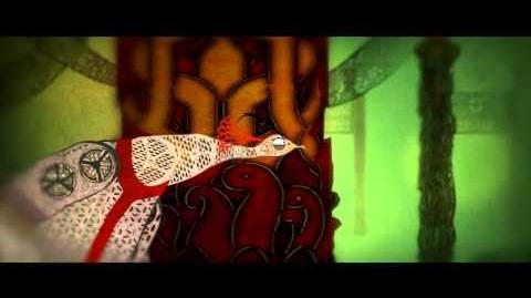 KFP2 (Intro) - Lord Shen Backstory (1080p HD)