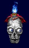 Skull Sorceress