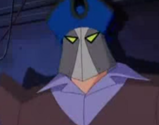 Old Iron Face (Scooby-Doo and the Cyber Chase)