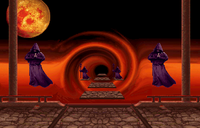 Shadow Priests at The Portal