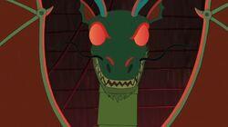 Doofus Khan's Dragon