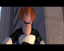 Syndrome's breakdown