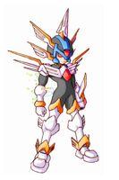 Copy X's Ultimate Armor