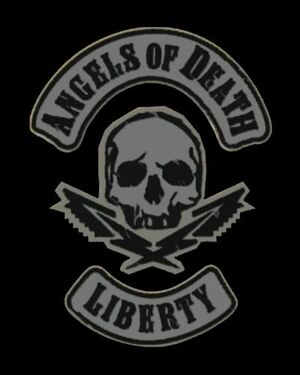 Angels of Death Motorcycle Club Logo