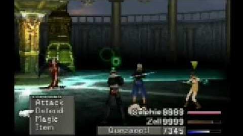 Final Fantasy 8 - Ultimecia (Final Boss Part 1)