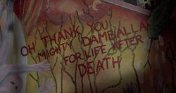Praise to Damballa