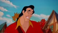 Gaston smile